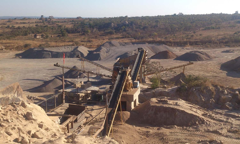 Granite Crushing Plant In Zambia
