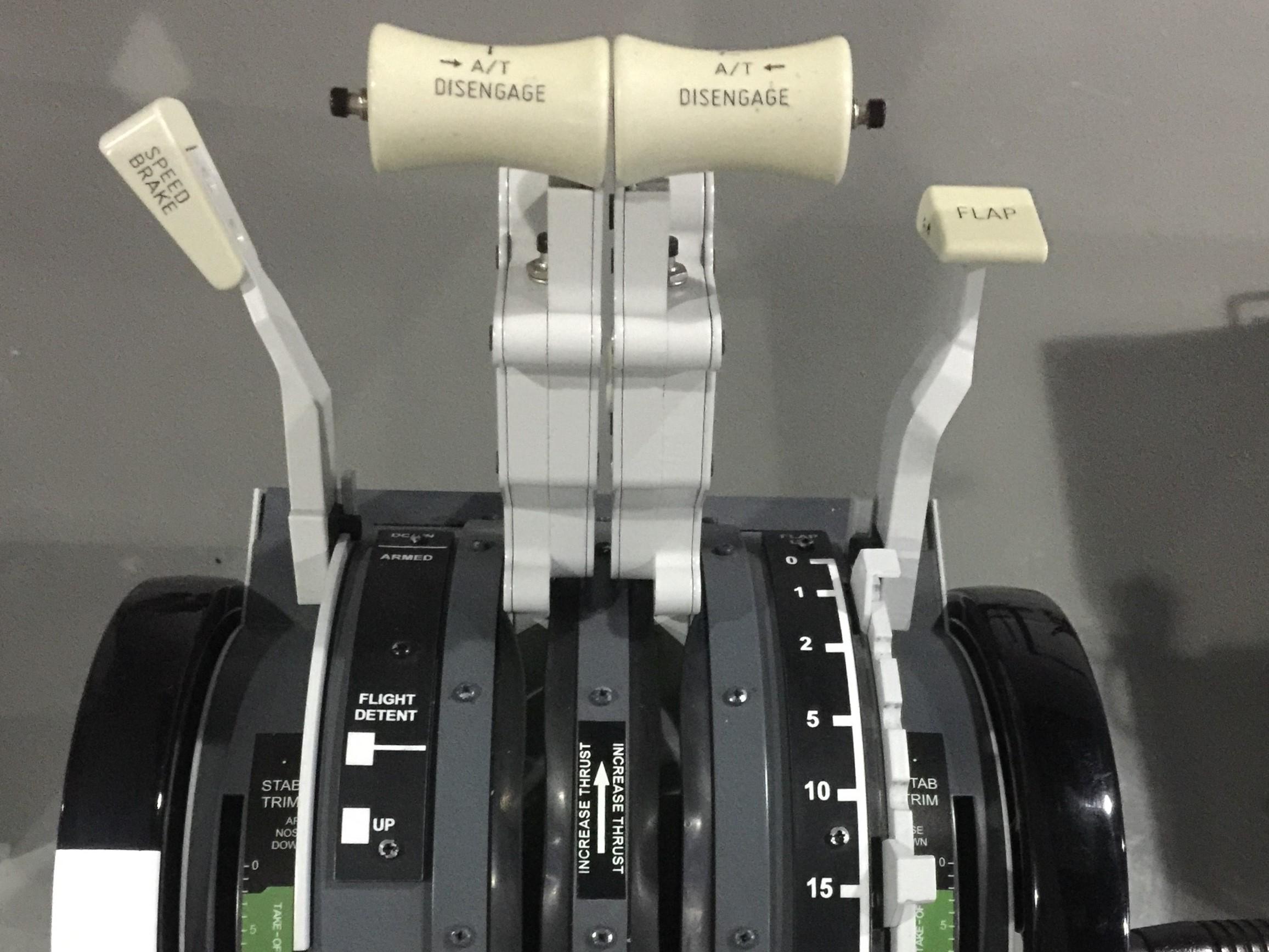 New released B737 Throttle Quadrant!