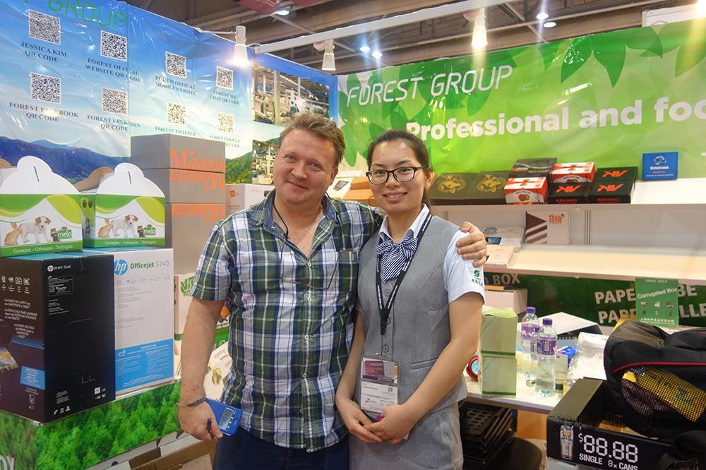 Business Case from HongKong Fair