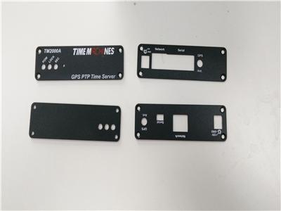 Steel faceplate_sheet metal parts
