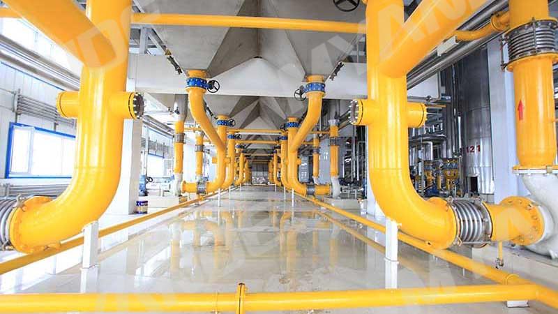 การเริ่มต้นโครงการโรงงานบดถั่วเหลืองขนาดกำลัง 5,000 ล้านตันต่อวัน ที่ดำเนินการสร้าง โดย Myande เสร็จสิ้นอย่างประสบความสำเร็จ