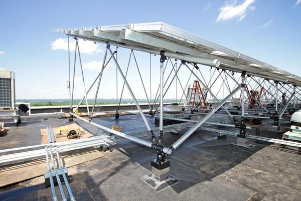 Soalr Energy Support Rack