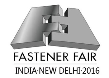 FASTENERFAIR INDIA (New Delhi) 2016