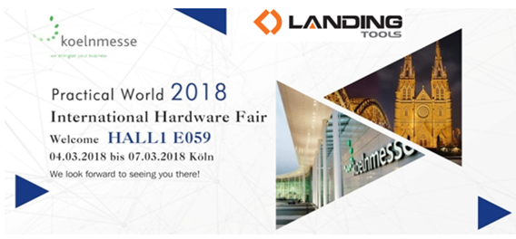 Letter of Invitation - International Hardware Fair in Cologne Germany 2018 !