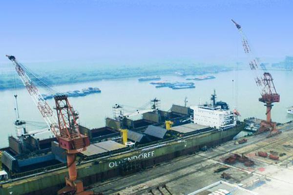 中国瑞泰码头