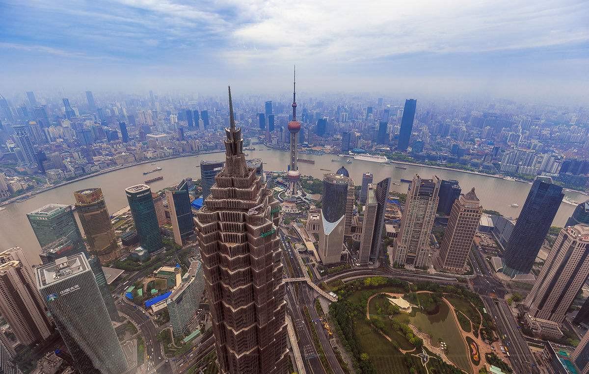 Shanghai Jin Mao Tower