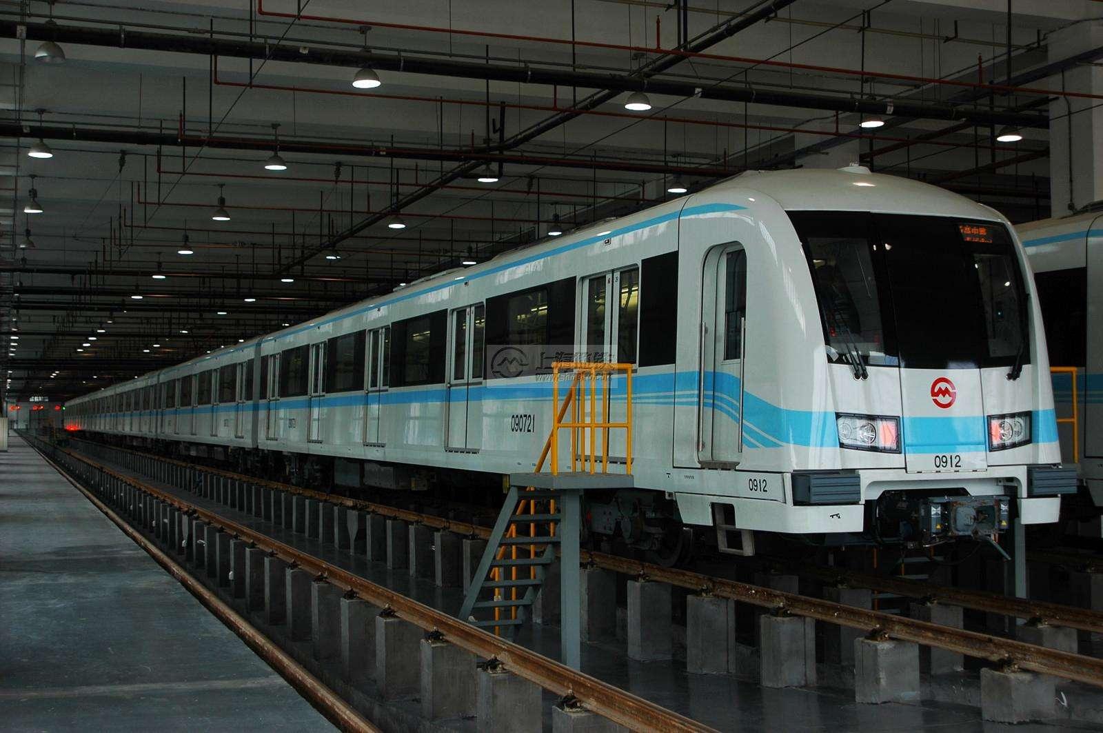 Shanghai Metro No1, No4,No6