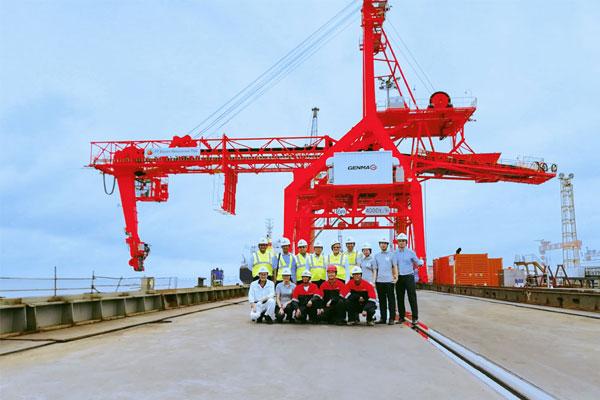 印尼巴厘巴板煤炭码头