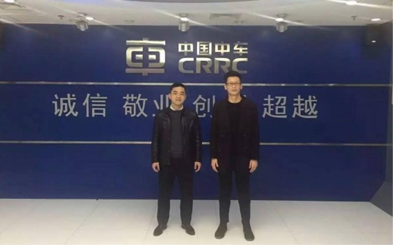 上海谷擎母公司-上海星谷与中国中车携手共创中国品牌海外新高地