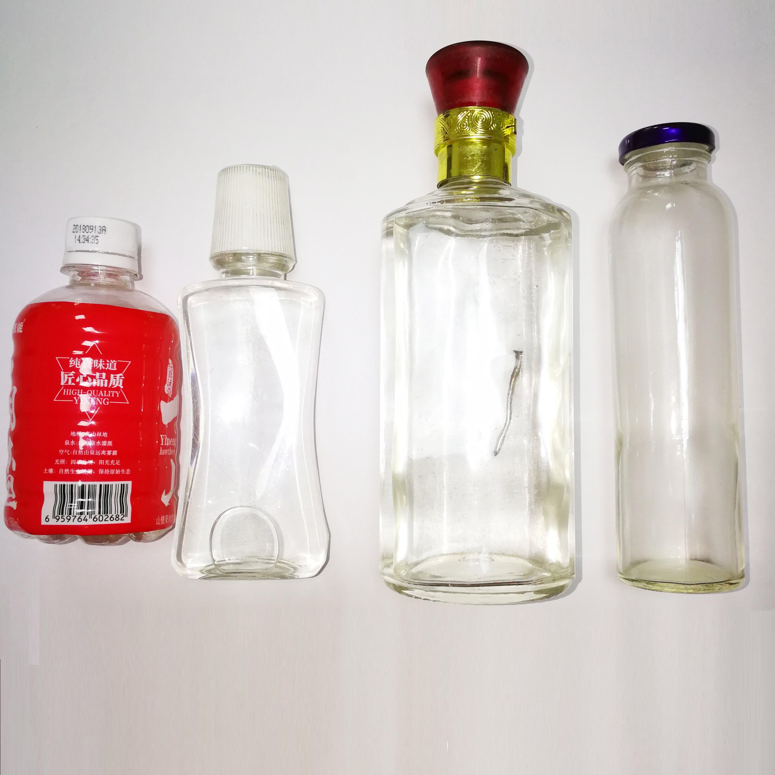 各类玻璃瓶