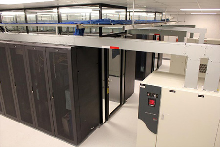 IDC Network data center for USA