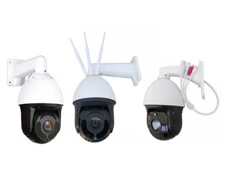 AI Humanoid Alert Intelligent Tracking Series IP PTZ Camera
