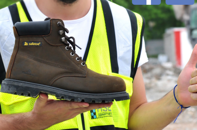 M-8179 Safety boots
