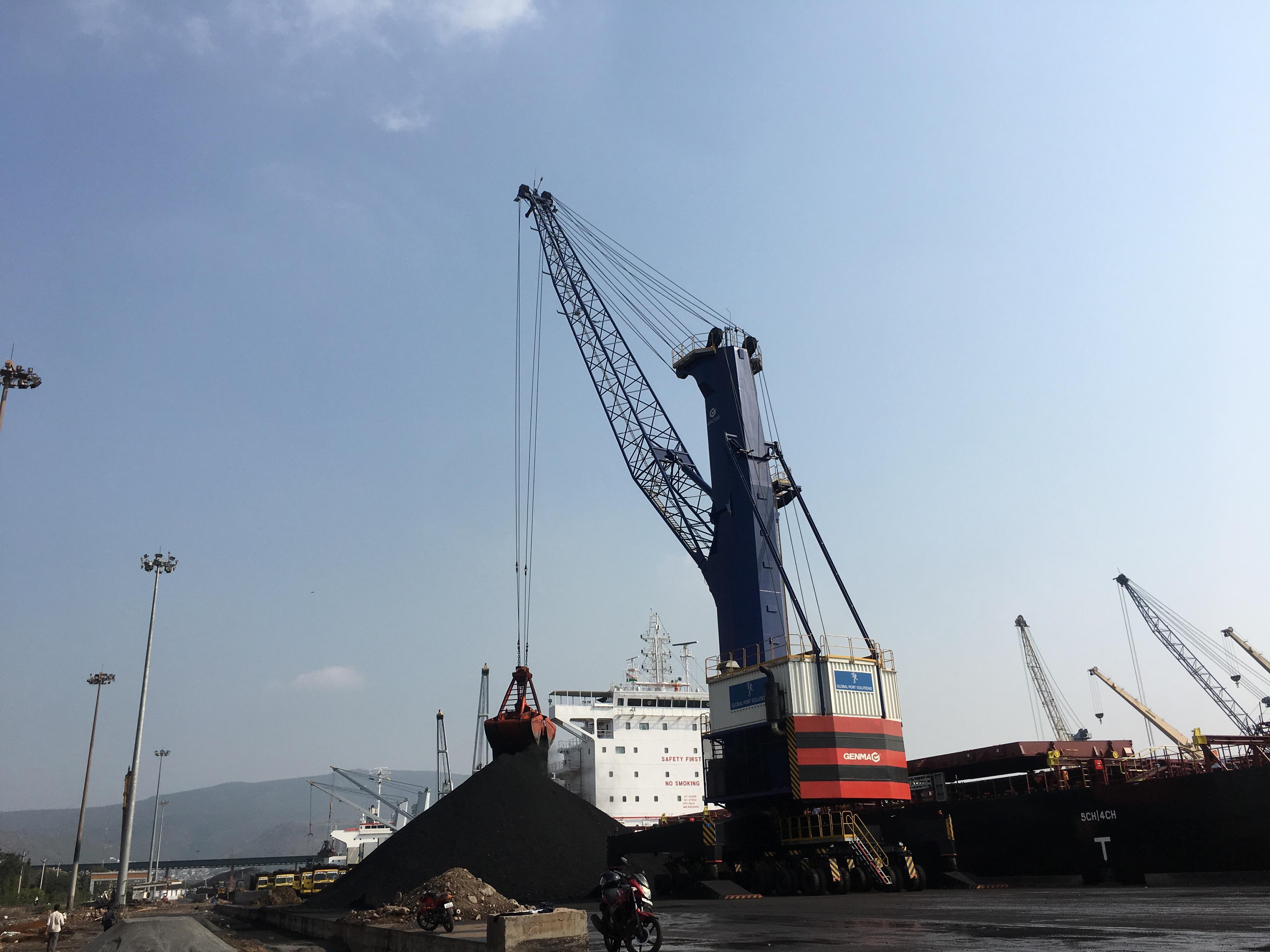 印度维萨卡帕特南港
