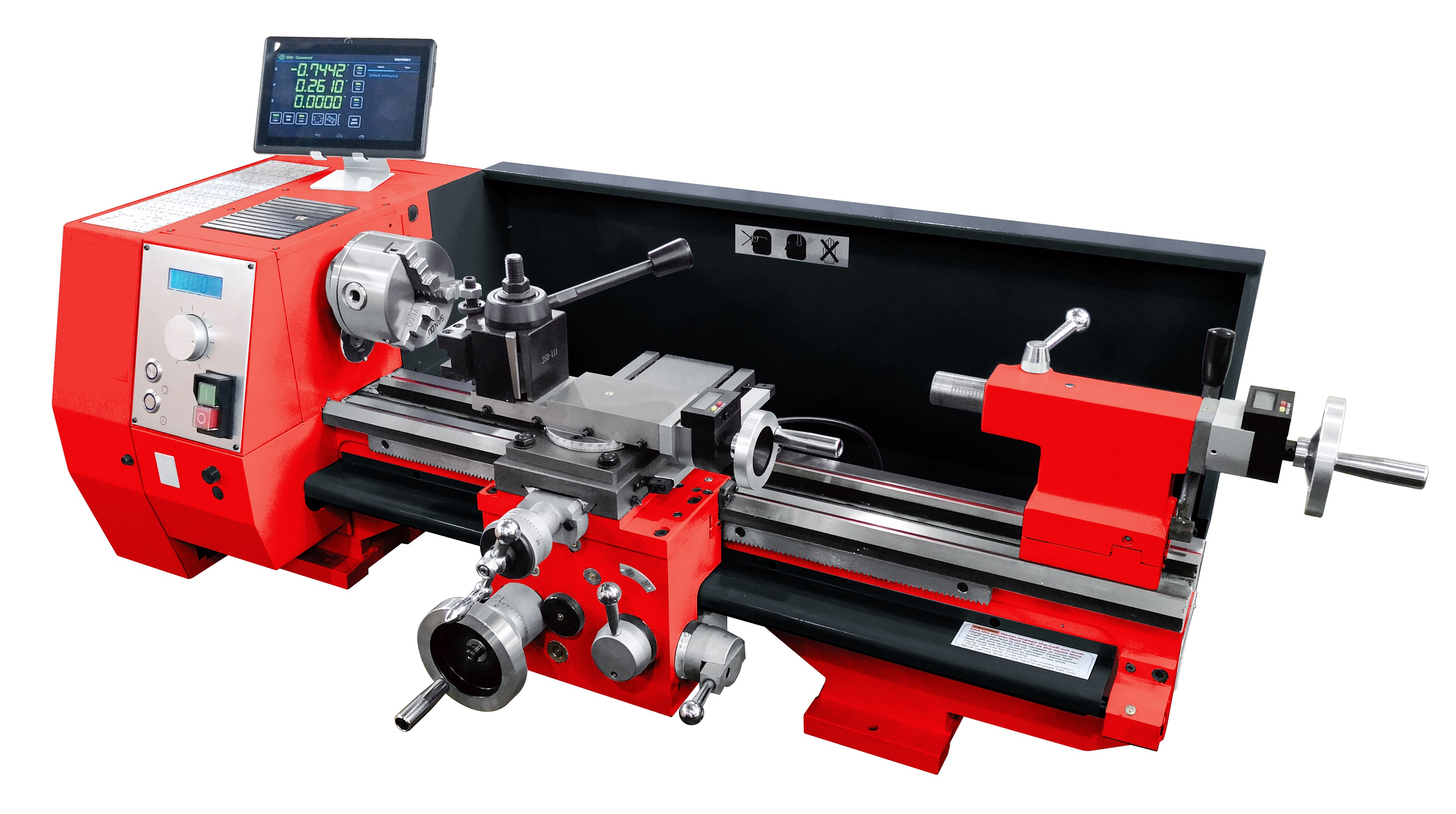 The Ultimate Version of SC4 Lathe