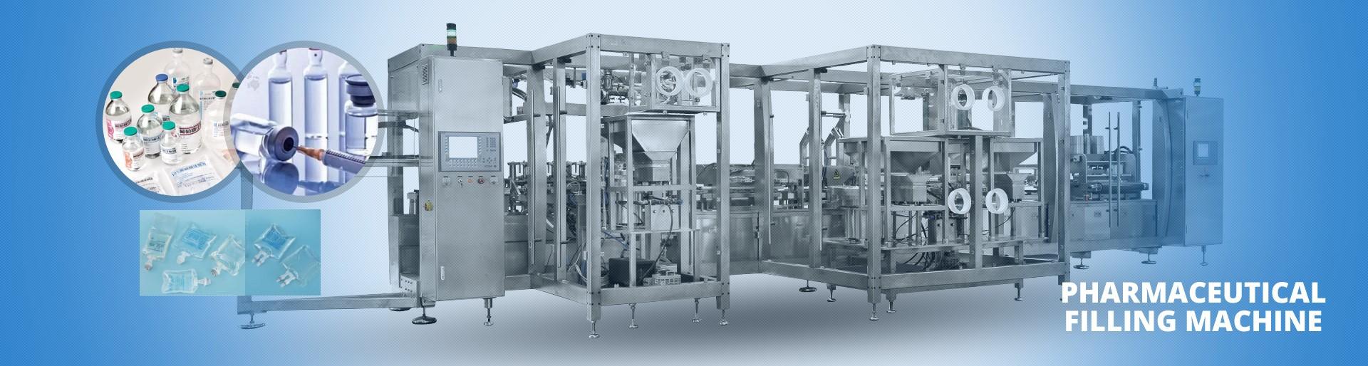Marya pharmaceutical filling machine