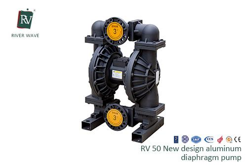 RV80 3 Inch Diaphragm Pump( New Aluminum)