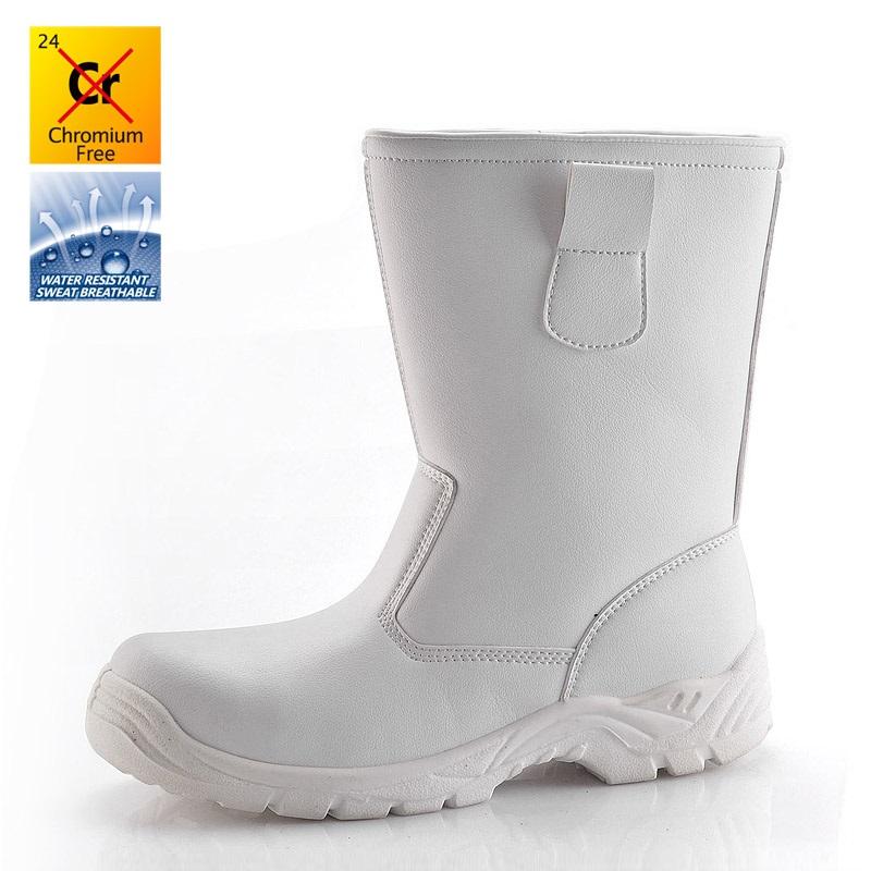 Chaussure De Securite Hautes Pour Cuisine H 9435 Safetoe